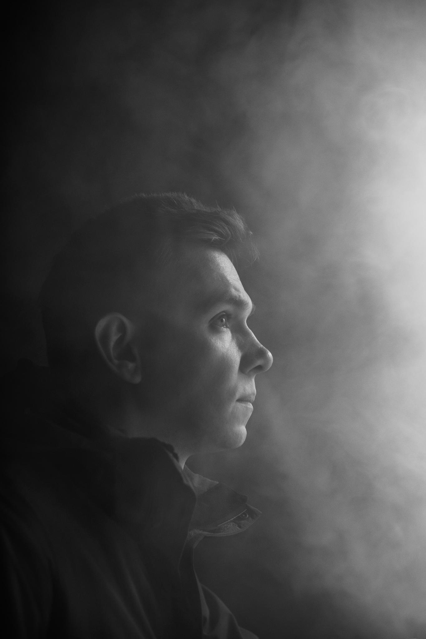 portret Szymon Kubka